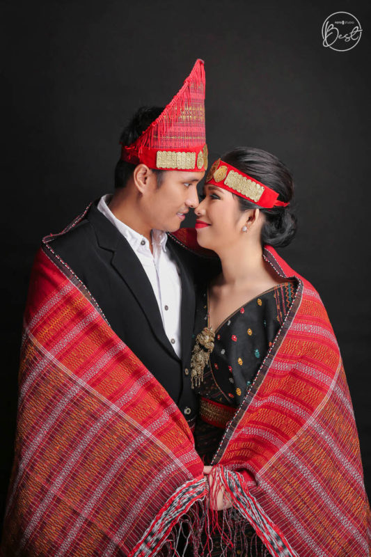 Prewedding Indoor Kostum Adat BFS 001