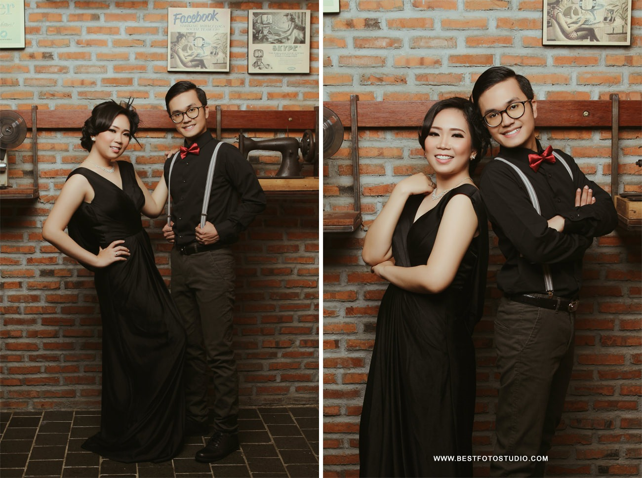 Prewedding Indoor Indra dan Winda 004