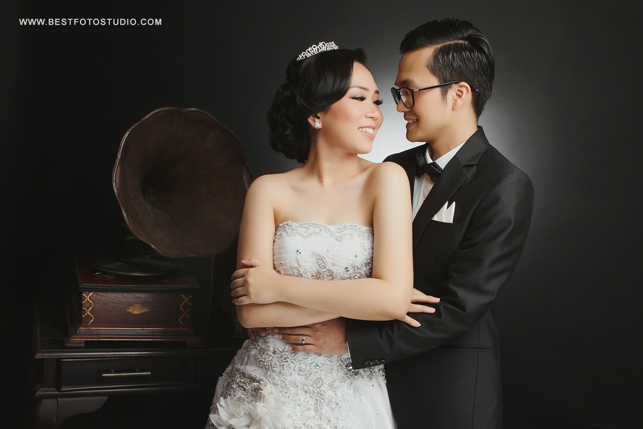 Prewedding Indoor Indra dan Winda 007